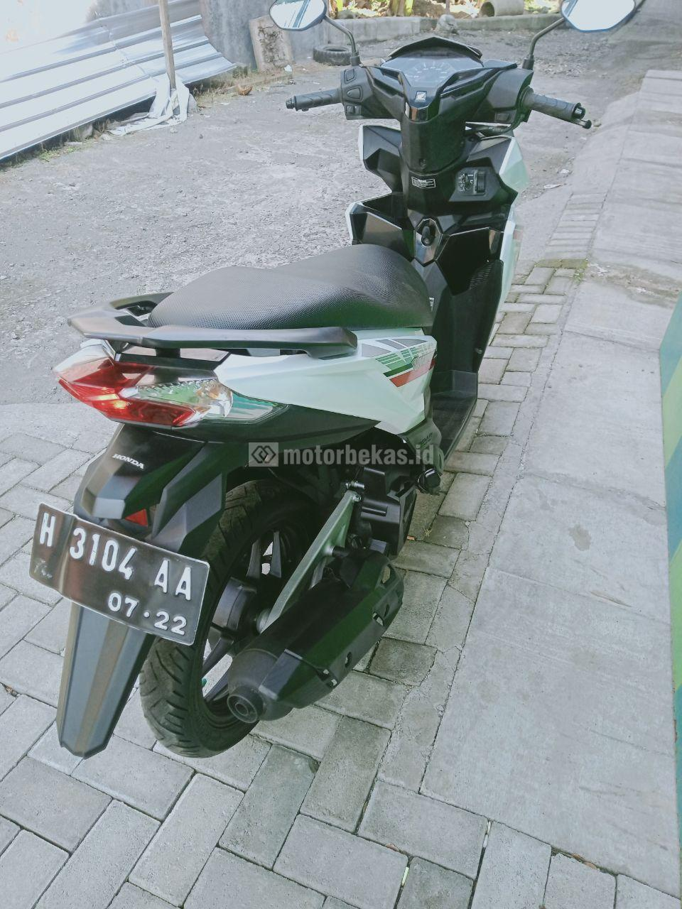 HONDA VARIO 125 FI 4121 motorbekas.id
