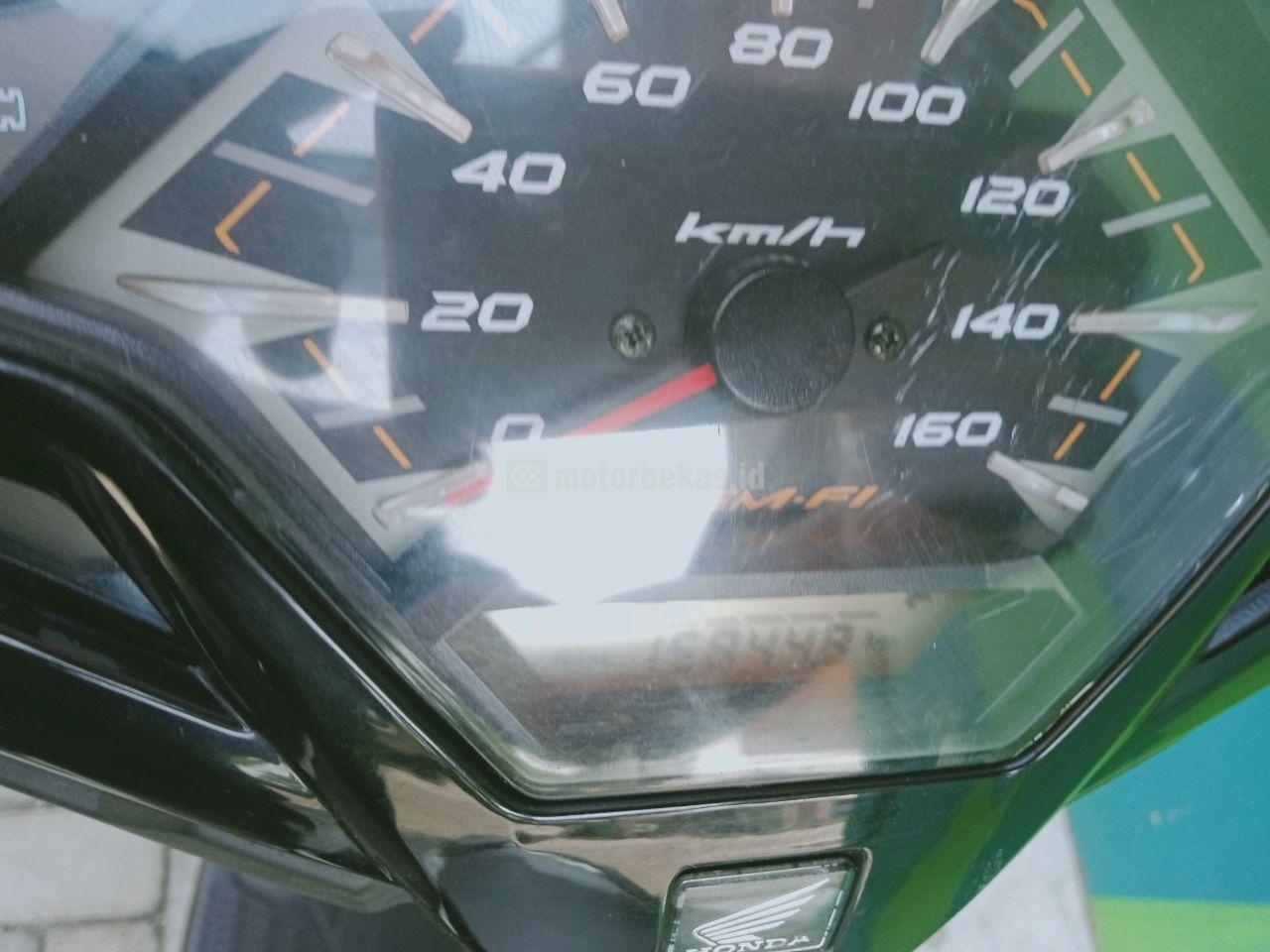 HONDA VARIO 125 FI 4122 motorbekas.id