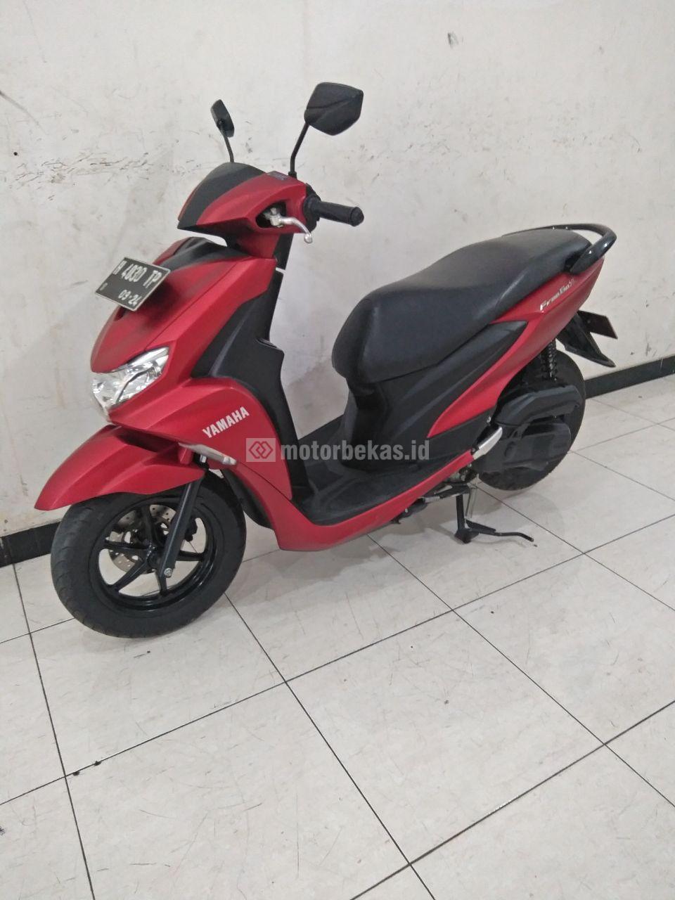 YAMAHA FREE GO S  4303 motorbekas.id