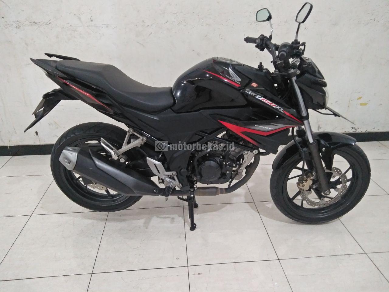 HONDA CB 150R  2018 motorbekas.id
