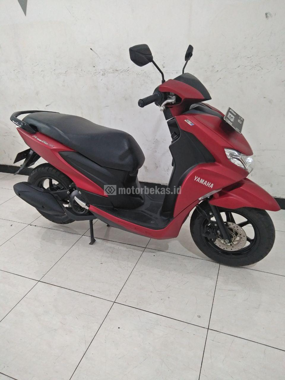 YAMAHA FREE GO S  4306 motorbekas.id