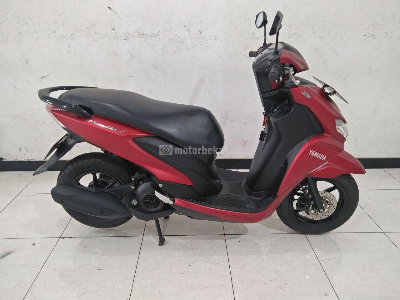 YAMAHA FREE GO S  4302 motorbekas.id