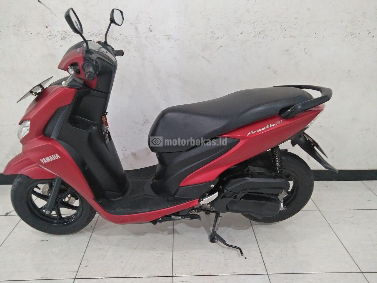 YAMAHA FREE GO S  4305 motorbekas.id