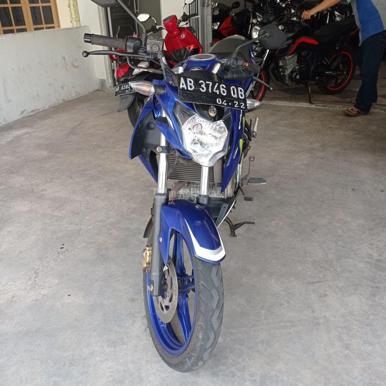 YAMAHA VIXION  2017 motorbekas.id