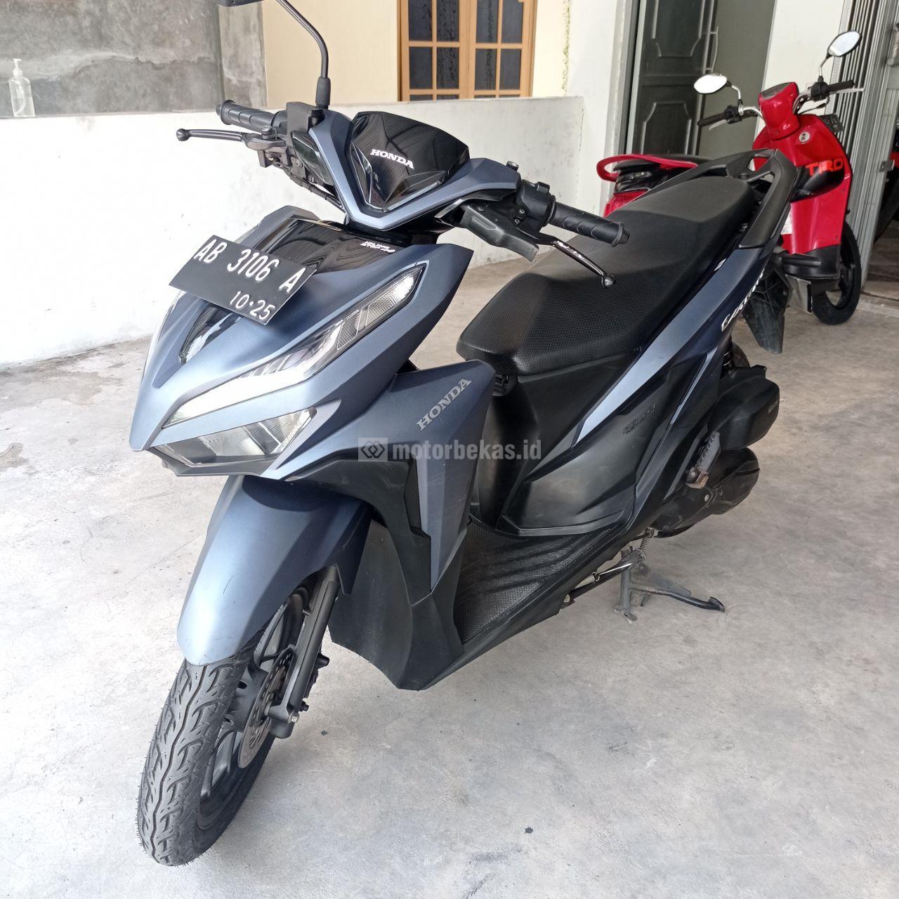 HONDA VARIO 125  2020 motorbekas.id