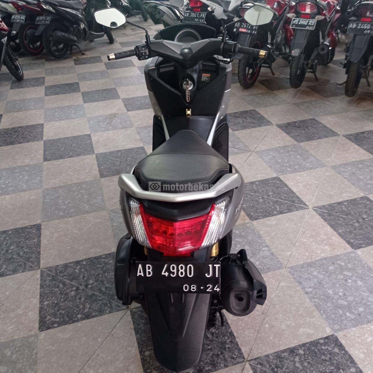 YAMAHA NMAX 155  2019 motorbekas.id