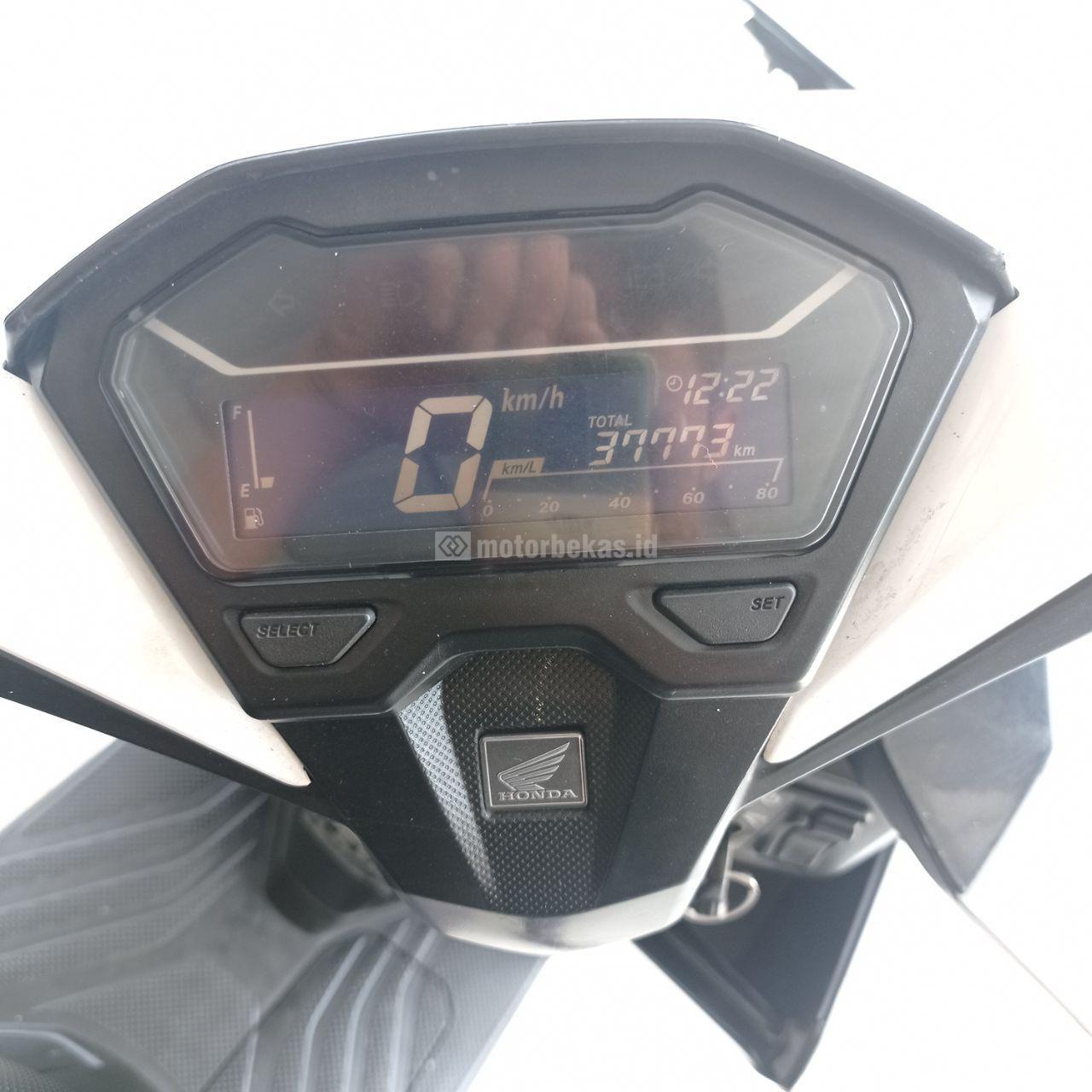HONDA VARIO 125 ESP 2019 motorbekas.id