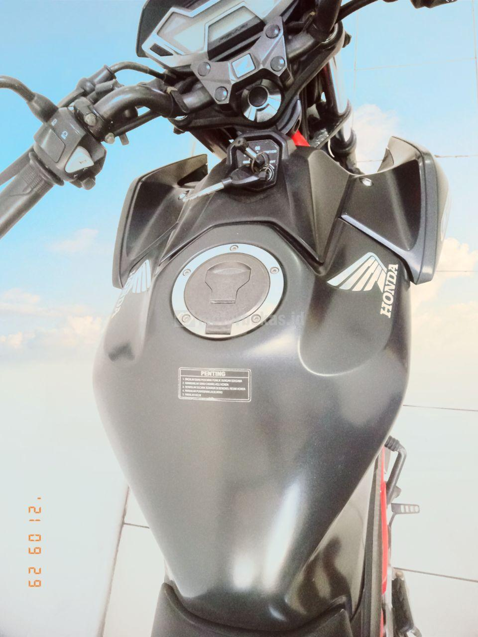 HONDA CB 150R FI 2016 motorbekas.id