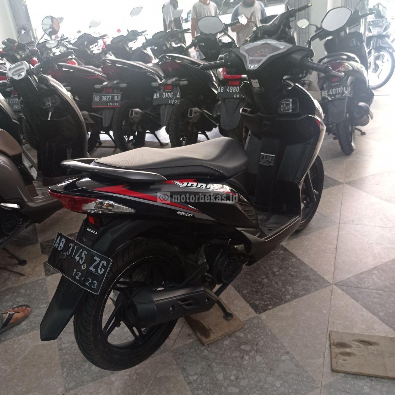 HONDA VARIO  2018 motorbekas.id