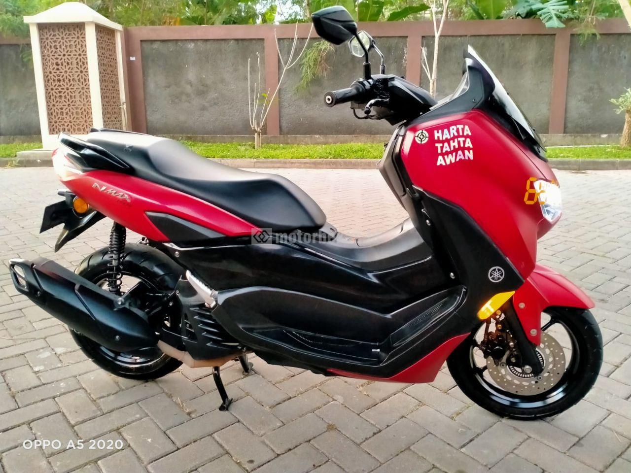 YAMAHA ALL NEW NMAX 155  2020 motorbekas.id