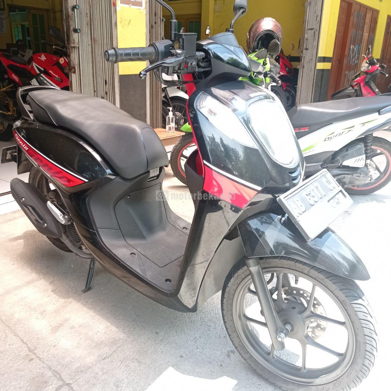 HONDA GENIO  2019 motorbekas.id