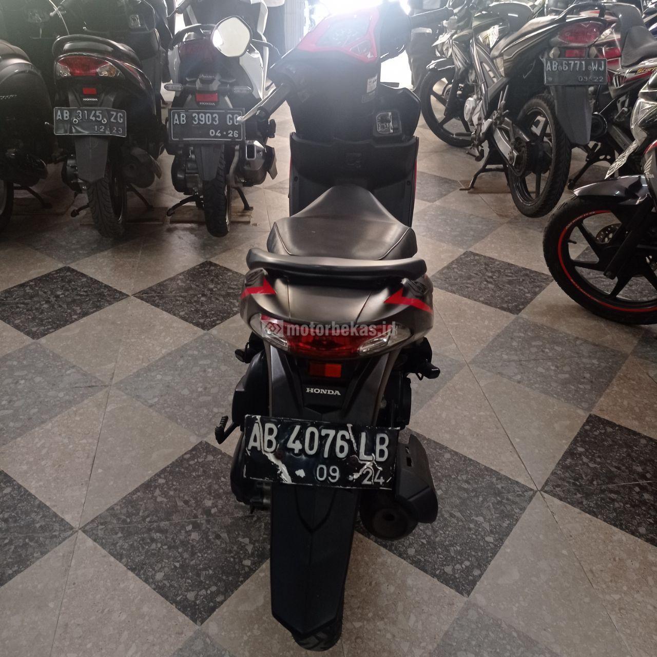 HONDA VARIO 110  2019 motorbekas.id