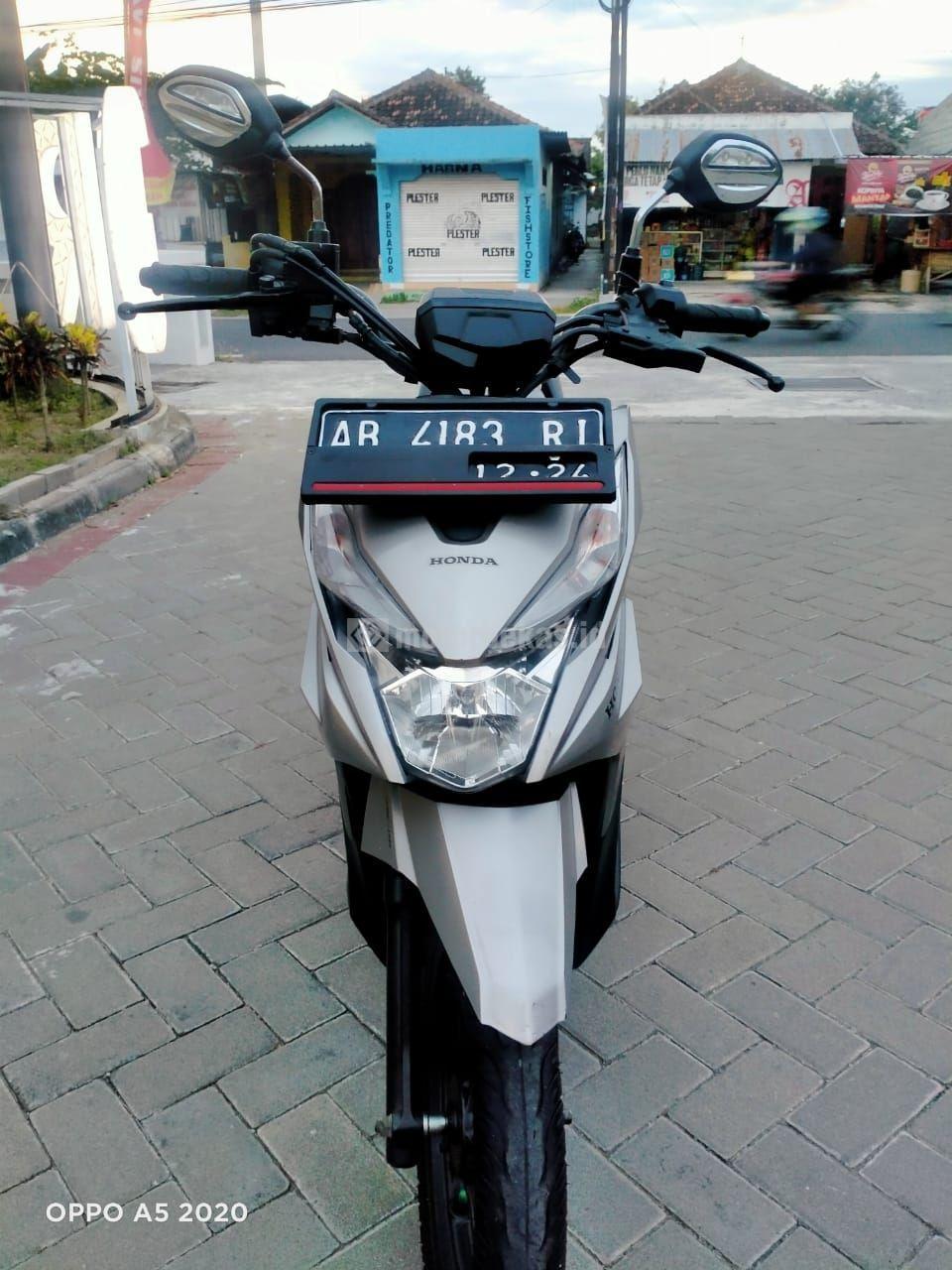 HONDA BEAT STREET  2019 motorbekas.id