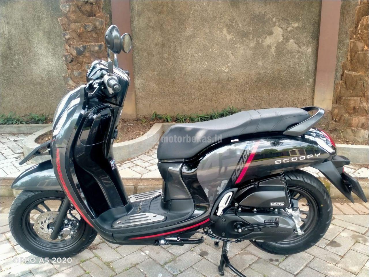 HONDA SCOOPY  2021 motorbekas.id