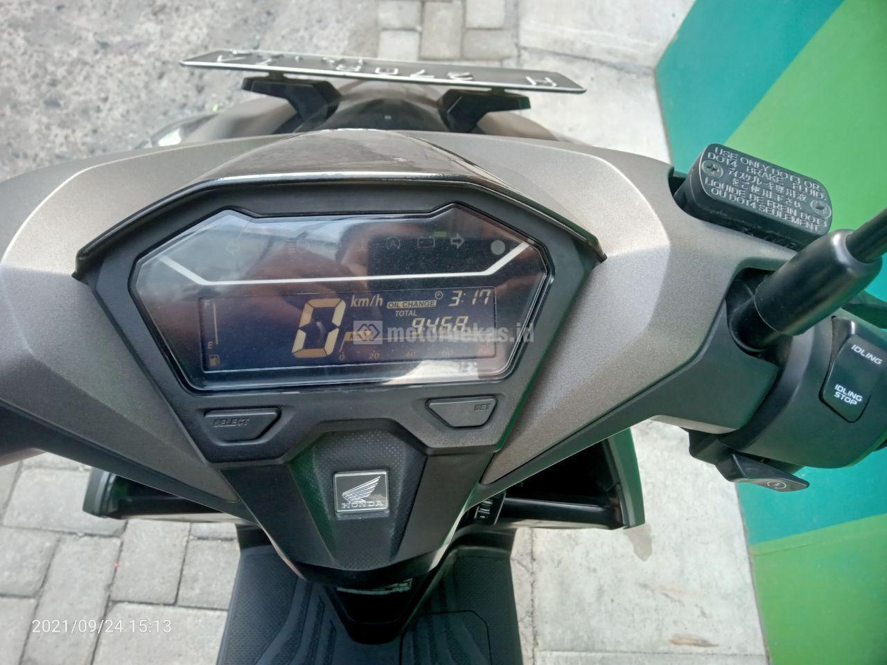 HONDA VARIO 125 ISS 2019 motorbekas.id