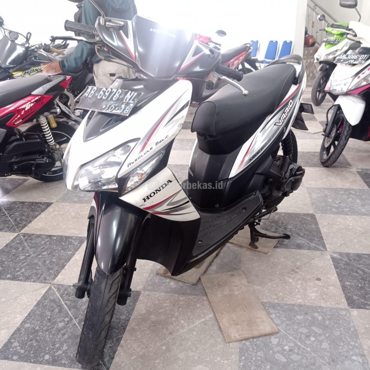 HONDA VARIO 110  2013 motorbekas.id