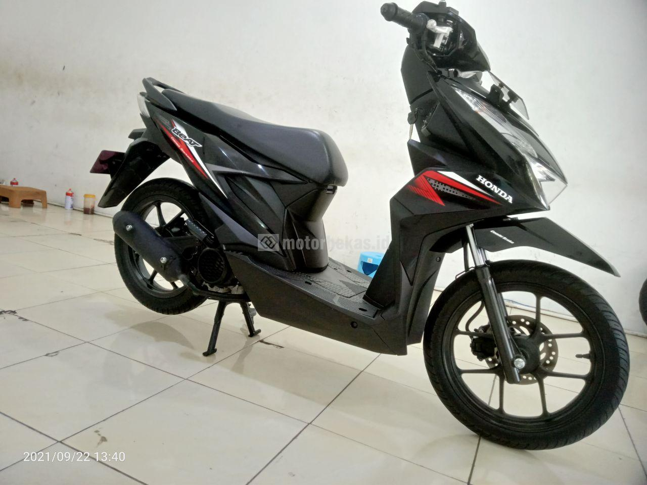 HONDA BEAT FI 2021 motorbekas.id
