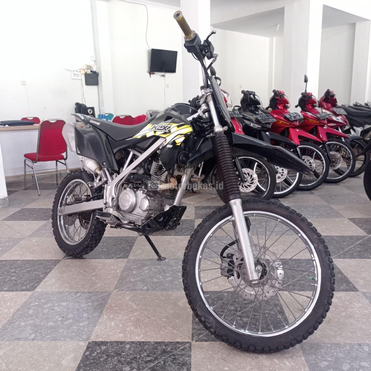 KAWASAKI KLX 150 G  2019 motorbekas.id