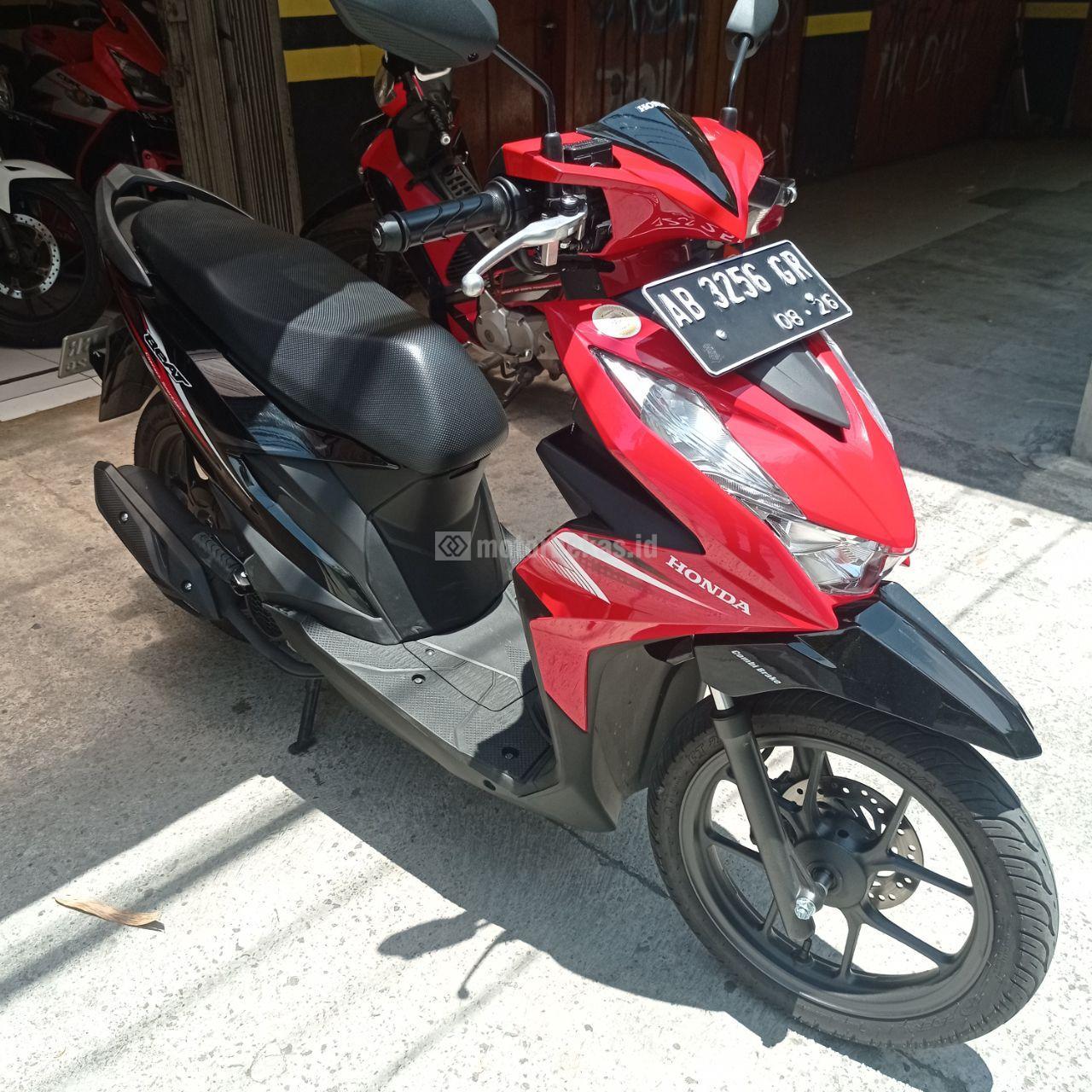 HONDA BEAT  2021 motorbekas.id