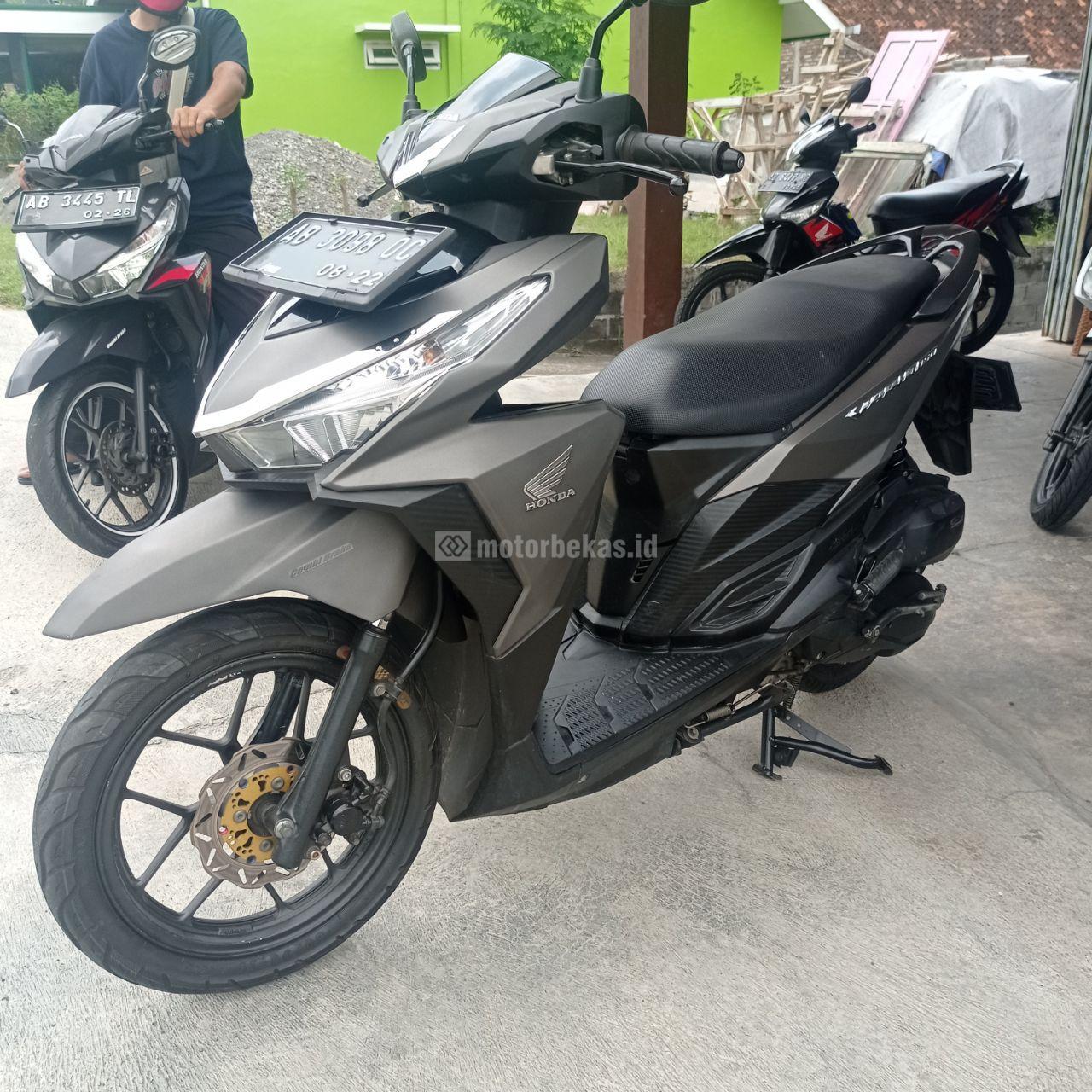 HONDA VARIO 150  2017 motorbekas.id
