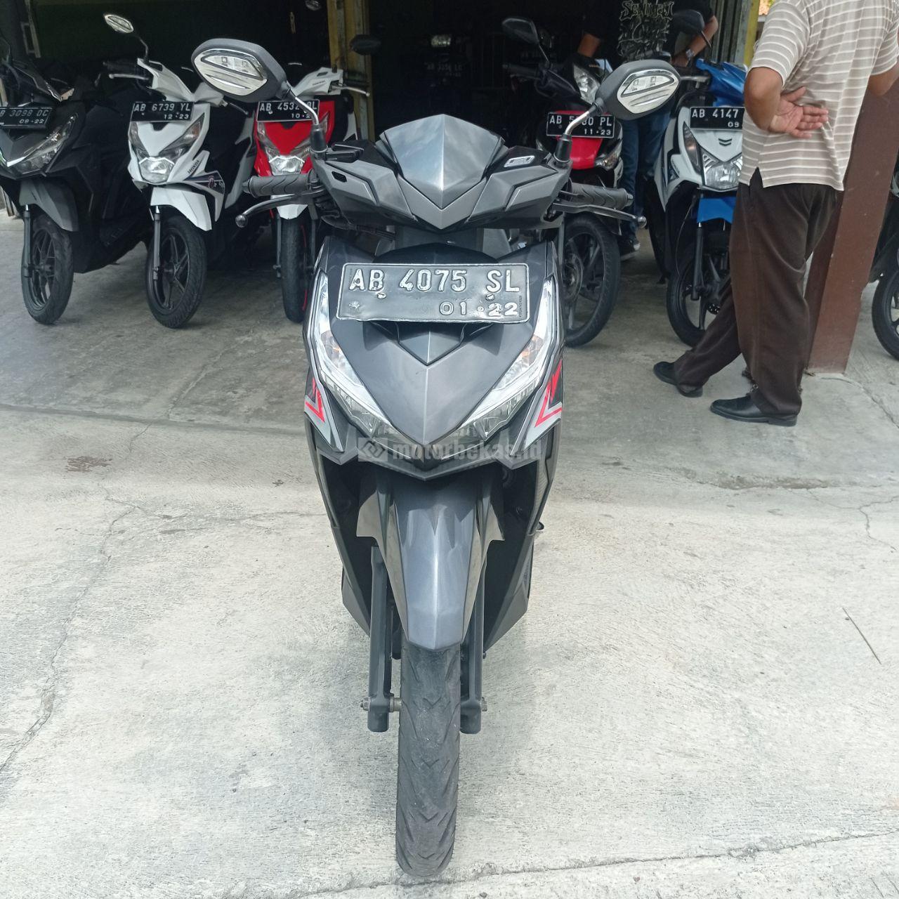 HONDA VARIO 125  2017 motorbekas.id