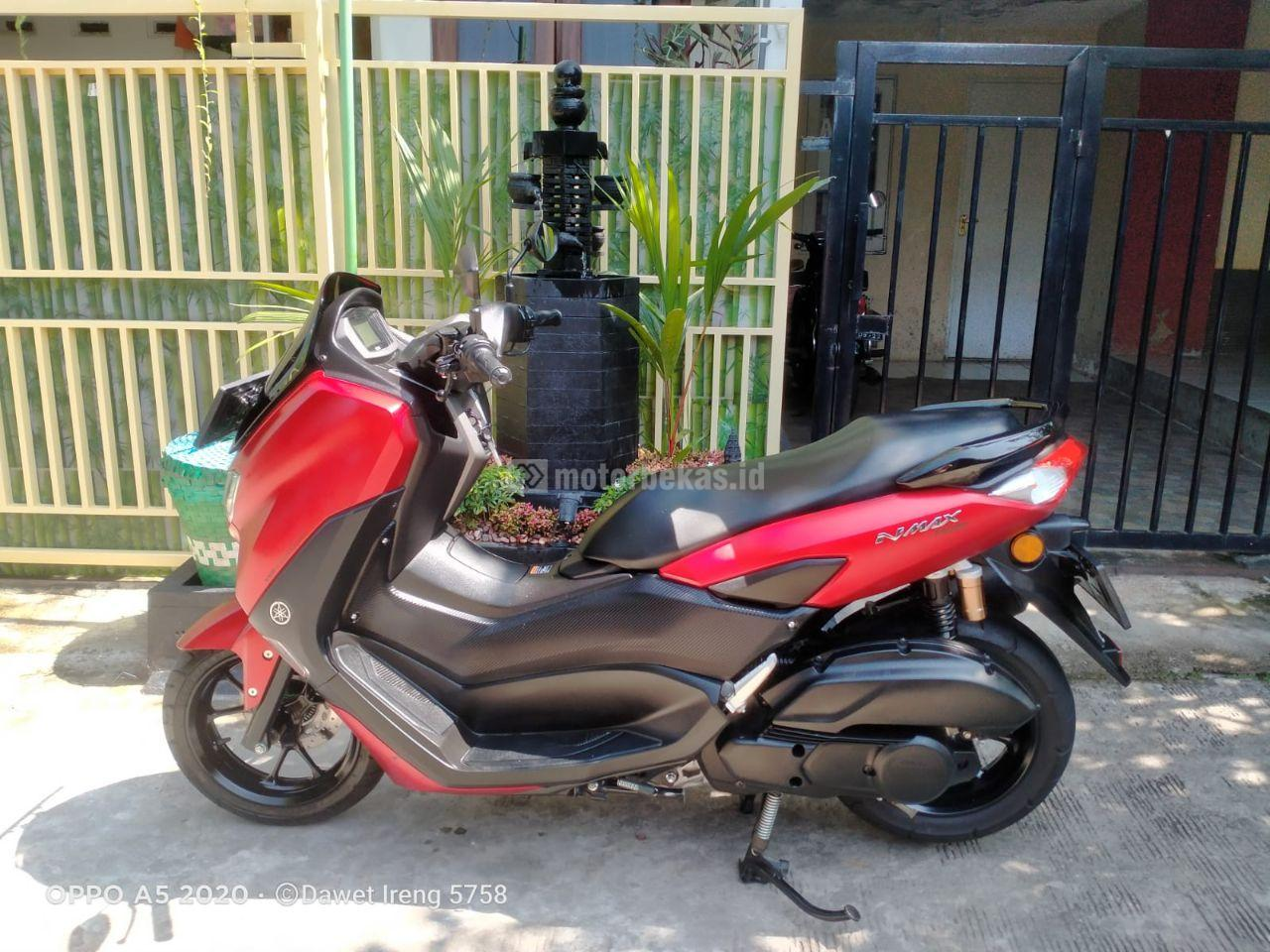 YAMAHA ALL NEW NMAX  2021 motorbekas.id
