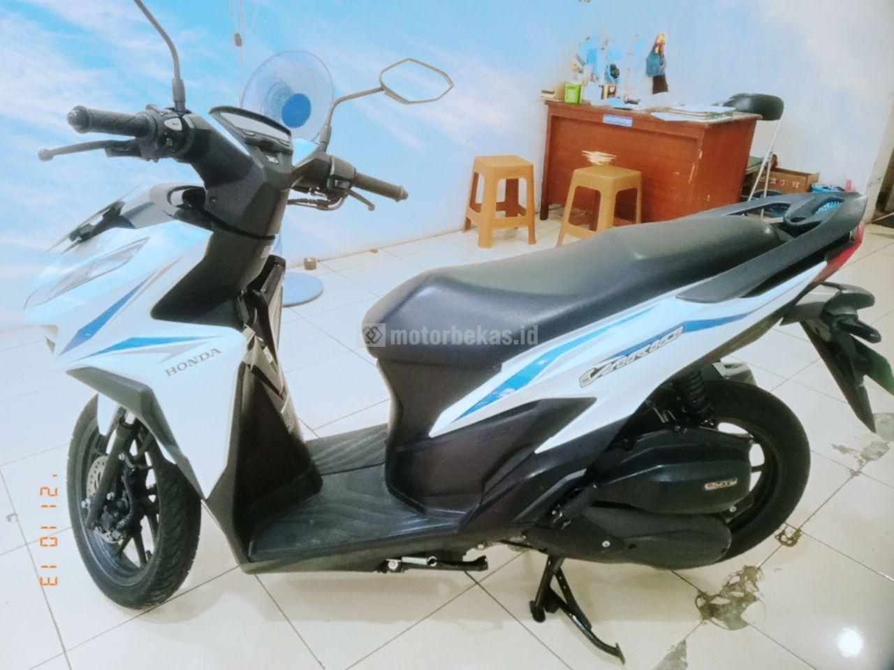 HONDA VARIO 125 FI 2019 motorbekas.id