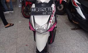 YAMAHA MIO M3 Image